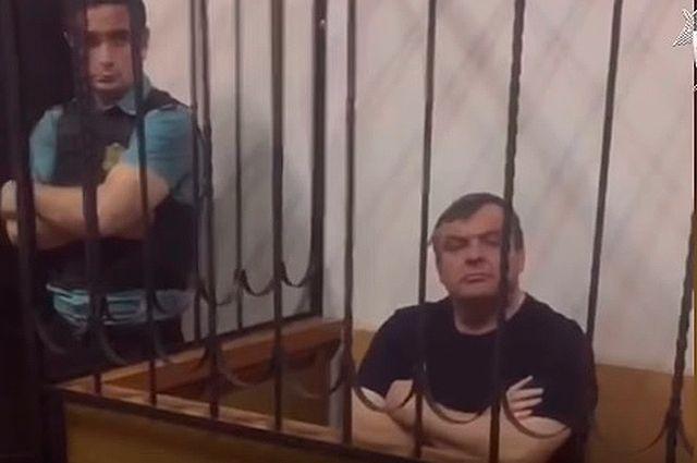Вице-мэр Сочи Иван Бомбергер.