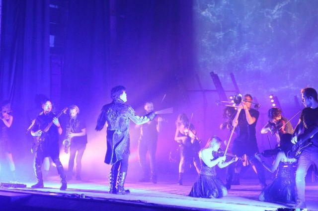 В Перми шоу пройдет 12 ноября в ДК Солдатова.