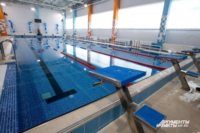 В 2019 году в Перми откроют два бассейна.