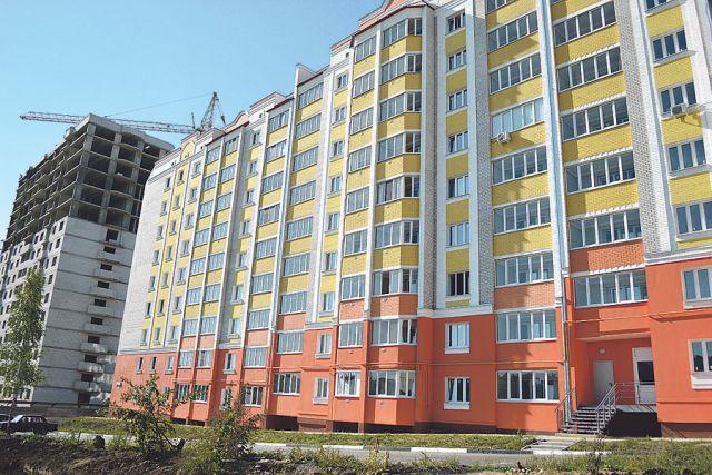 Вот такие красивые дома строятся компанией «ЖИЛСТРОЙ-Инвест».