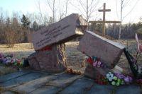 Мемориал в Пивоварихе реконструируют.