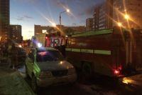 В ликвидации пожара приняли участие 39 человек.