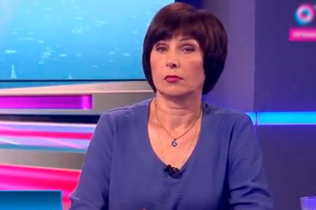 Людмила Иванова-Швец.