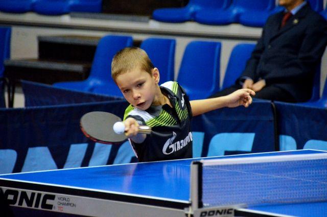 Юный оренбуржец стал  лучшим теннисистом России до 13 лет