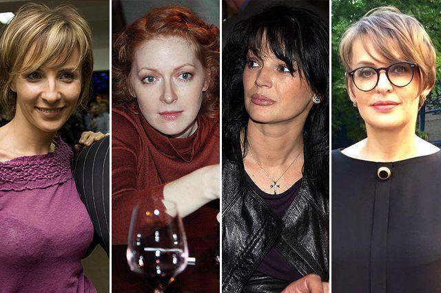Ирина Турчинская, Наталья Рогожкина, Юлия Абдулова и Светлана Бодрова.