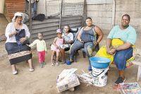 Судя по комплекции подавляющего числа южноафриканцев, с голоду они не умирают.