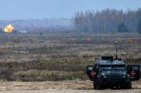 «Поражает цель с высокой точностью»: военные испытали машину «Барс-8ММК»