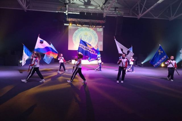 В Ноябрьске стартовал «Спортивный Олимп – 2018»