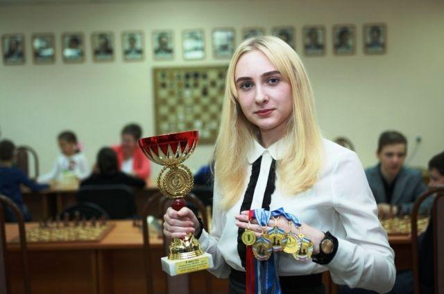 Шахматистка из Лабытнанги привезла две победы в «Заполярных играх»