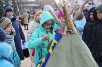 Таркосалинские школьники провели квест в парке здоровья