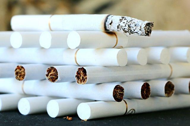 В Оренбуржье незаконно пытались ввезти табак на 100 млн рублей.