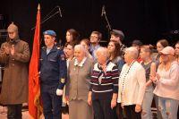 Празднование 100-летия комсомола в Мемцентре объединило людей разных поколений и социальных групп, персонажей из разных эпох.