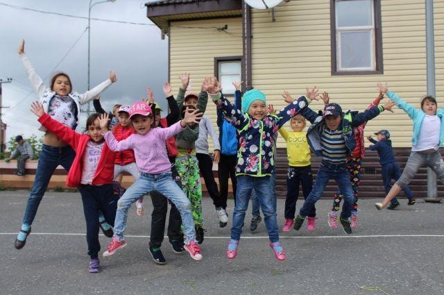 В Тюмени назвали лучший пришкольный лагерь