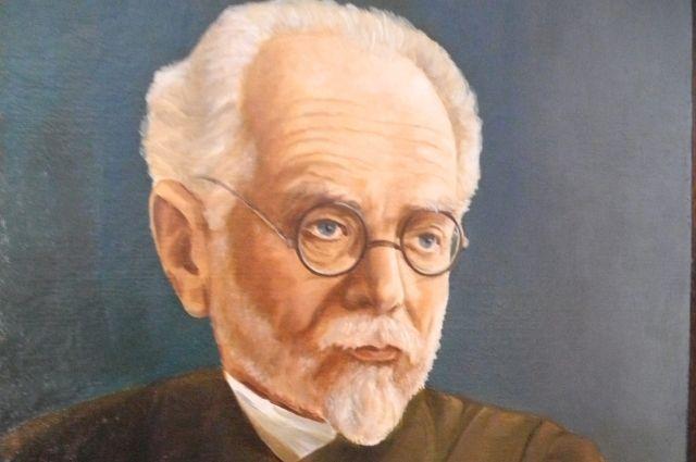 Портрет Петра Изергина.