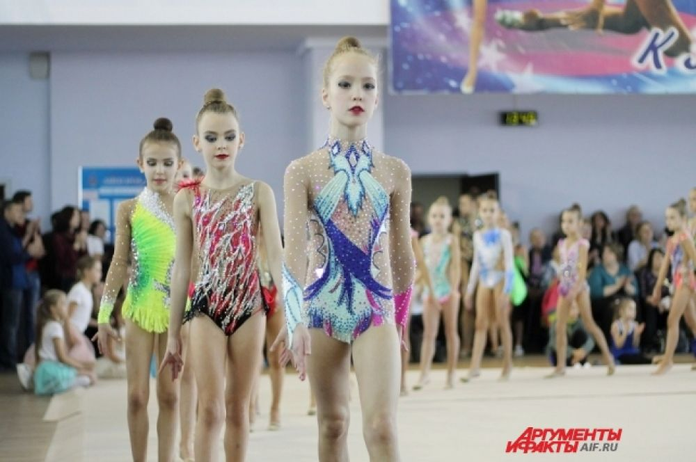 Любой турнир по художественной гимнастике – это праздник красоты и грации.