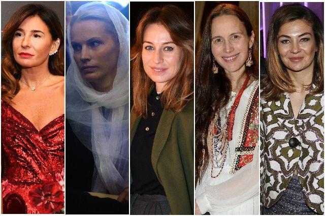 Стелла Аминова, Ирина Абрамович, Анастасия Рябцова, Ольга Томпсон, Елизавета Молчанова.