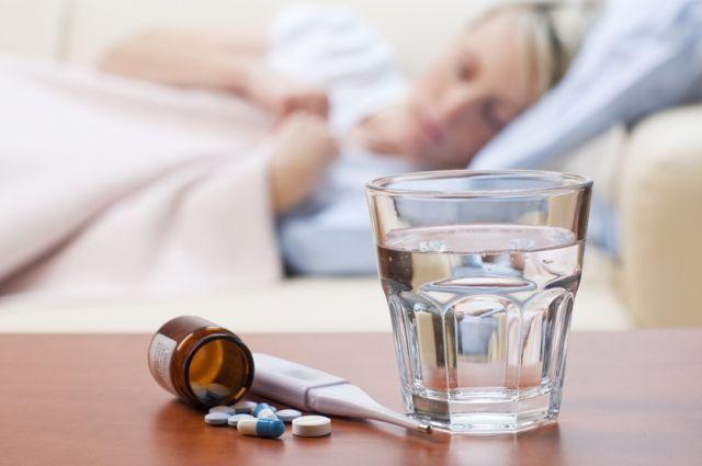Гриппом и ОРВИ за период с 22 по 28 октября в Украине заболели более 161 тысячи человек.
