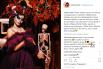"""У Мишель Андраде взыграли латиноамериканские корни и она решила принести немного Санта Муэрте в мир Хэллоуина по-украински. Мишель предстала в образе персонажа мультфильма """"Тайна Коко""""."""