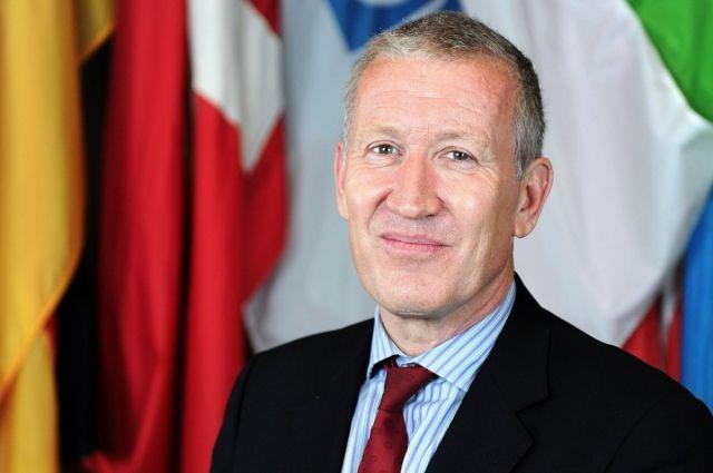 В Украине будет новый заместитель главы миссии ОБСЕ