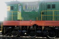 В Харьковской области на школьницу наехал поезд