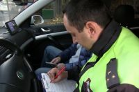 На дорогах Калининграда и области появились тайные патрули ГИБДД.