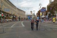 В центре Киева до конца июля ограничат движение транспорта.