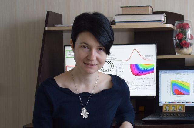 «Знать, что твои идеи работают, - всегда радость», - признаётся физик Елена Анашкина.