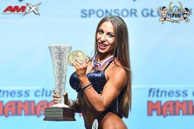 Мисс бикини споттсменка 1 сезон