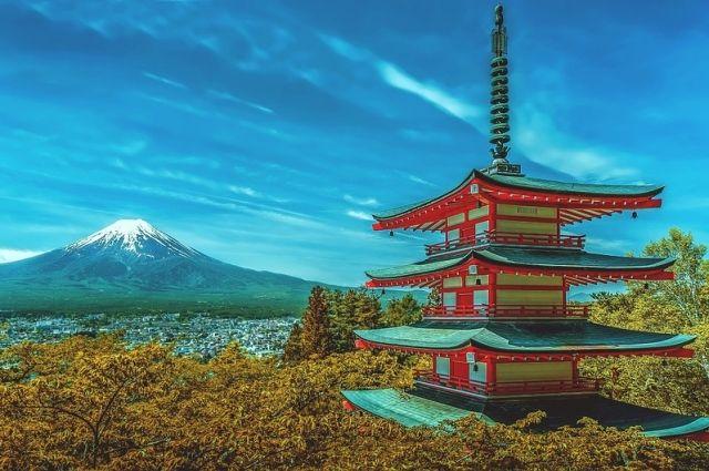 Японцы сильны в сбережении традиций.