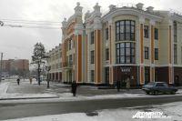 Новое здание театра «Галёрка».