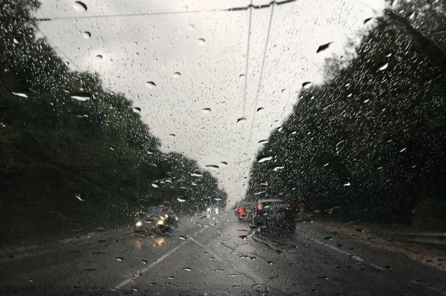 Погоду в Оренбуржье формируют атмосферные фронты.
