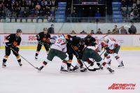 4 ноября «Молот-Прикамье» на своей площадке сыграет с лидером ВХЛ - тюменским «Рубином».