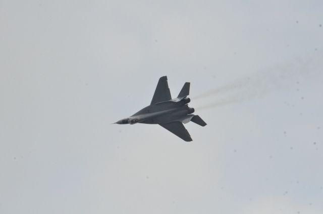 В Египте разбился истребитель МиГ-29М