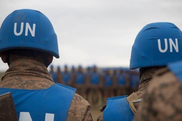 Порошенко обсудил возможность ввода миротворцев из Турции на Донбассе