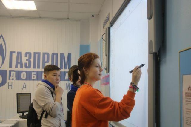 В Ямальском районе открылась каникулярная школа по робототехнике «РобоЯмал»