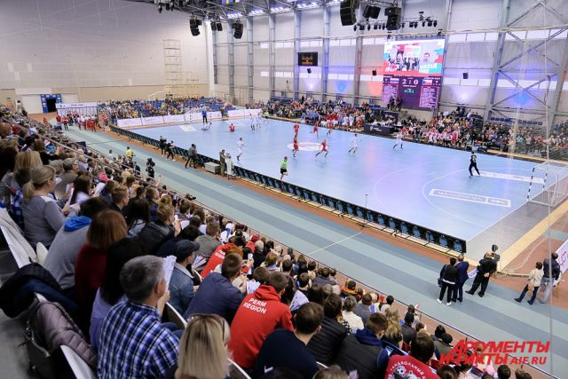 Пермский клуб занимает восьмое место в таблице Суперлиги.