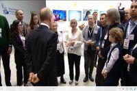 Активистка из Лабытнанги рассказала Путину о реабилитации детей-инвалидов