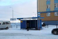 В Салехарде обустроят конечную остановку на ул З.Космодемьянской