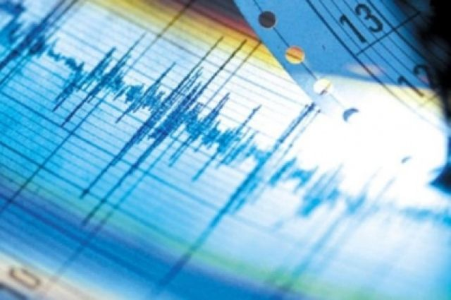 Мощное землетрясение случилось  вблизи Курильских островов