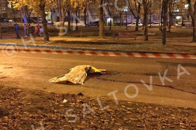 В Харькове драка из-за собаки окончилась гибелью человека под колесами авто