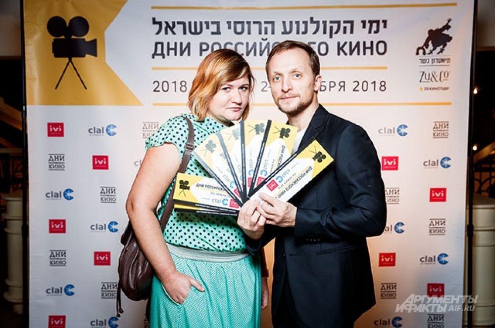 Наталья Мещанинова и Владимир Мишуков.