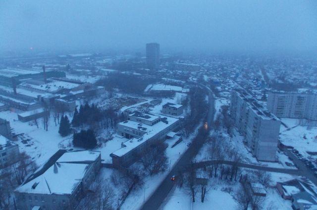 Сильный ветер задержится в Новосибирске до 6 ноября.