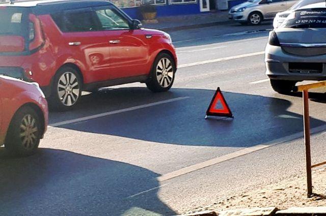 На улице 30 лет Победы автомобиль «Мицубиши» сбил пешехода
