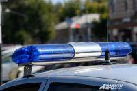 Соцсети: в Оренбурге в ДТП попала машина ДПС