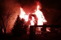 Взрыв произошел ранним утром, 6 ноября.