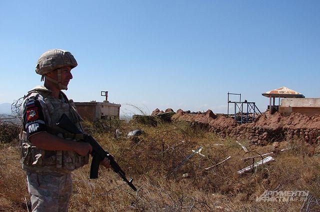 ВСирии четверо военных убиты в итоге  обстрела Деджадж иАбу-Дали