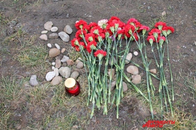 Горожане хотели отдать дань памяти людям, которые стояли у истоках образования Иркутска.