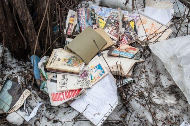 За вывоз мусора и ликвидацию несанкционированных свалок на севере области с 1 января 2019 года должен быть один ответственный.