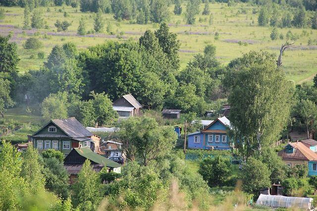 Будущее у деревни есть, только нужно добавить в неё немного атрибутов современной городской жизни.