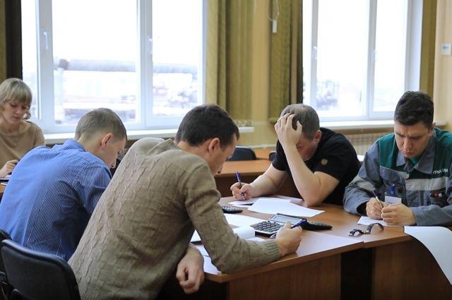 За три дня участники должны показать свои умения.